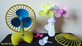 Mini fan toy Vs Handy mini fan