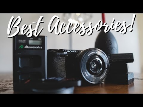 Best Camera Accessories For Sony a6000! (2018!)