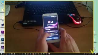 видео Драйвер для LG L80