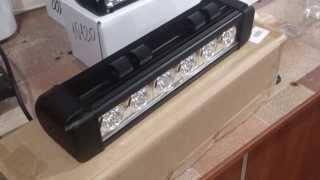 Светодиодные балки ,LED фары  S1060(Дополнительная светодиодная оптика для вашего автомобиля. С помощью LED фары Вы можете существенно усилить..., 2014-01-28T09:54:17.000Z)