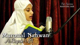 Puja Syarma - Murottal Nahwan Surah Al-Baqarah : 1-29