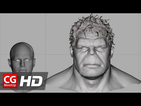 "CGI VFX - Making of ""Hulk"" Part 2 - The Avengers - Industrial Light & Magic 