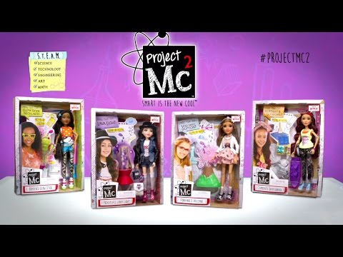 Project Mc² | Dolls With Experiments