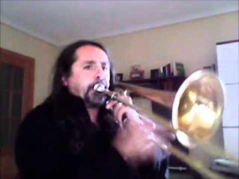 Тромбон порно видео