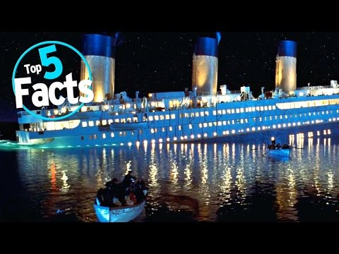 Top 5 Facts about the Titanic