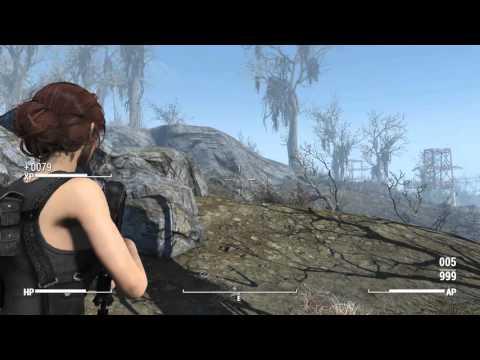 Fallout4レイダーに捕らわれたVault81居住者