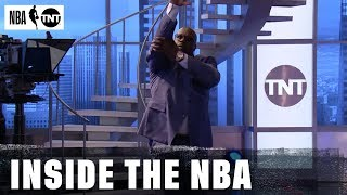Shaq Shares a Story About Kobe Bryant | NBA on TNT