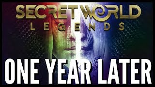 Secret World Legends: One Year Later | Confessions Of A Lifetime Subscriber