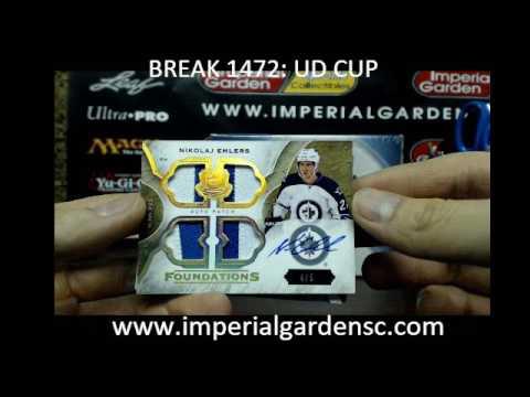 Case Break #1472 MAIN : 6x 15-16 UPEPR DECK THE CUP (EXQUISITE) CASE BREAK