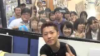 染谷俊初めて?の広島FM出演。 最後の最後で切れているのが残念ですが、...