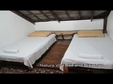 Nature Villa Bed and Breakfast