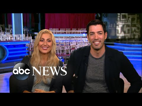 'Property Brothers' star Drew Scott announces he will compete on 'DWTS'
