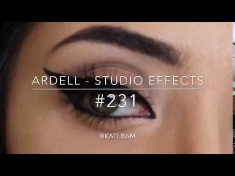 7291c32f13a Ardell Studio Effects, 231 - Eyelash Try On; March 2018   kati_baddi ...
