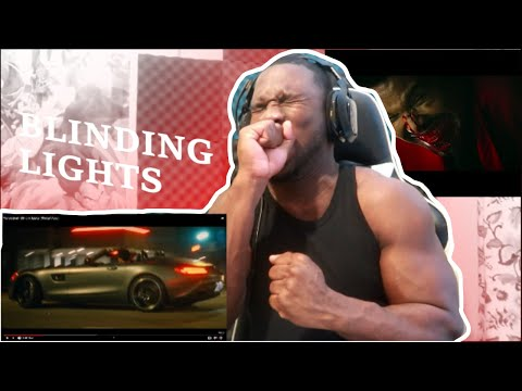 The Weeknd- Blinding Lights (Official Music Video) *REACTION*