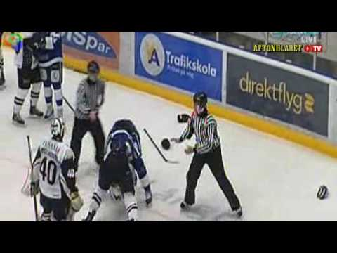 Grand-Pierre vs Carlsson (LIF vs AIK)