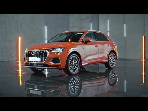 Introducing: The All-new Audi Q3
