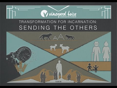 Transformation for Incarnation - Sending the Others