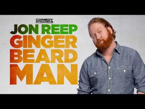 Jon Reep: Ginger Beard Man  - Married To Beer