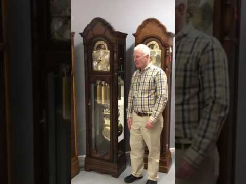 Wilford Howard Miller Grandfather Clock