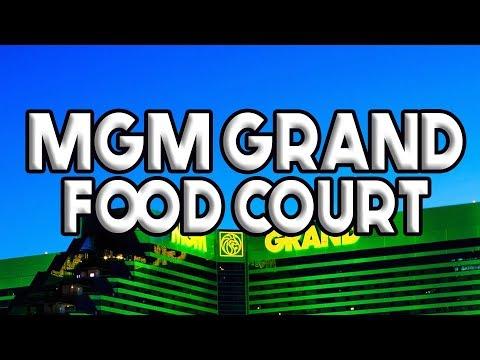 MGM Grand Las Vegas Food Court + The Underground (REPOST)