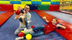 Family Fun!!! Jump City.