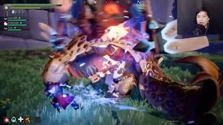 Charrogg the flame lizard! Or Turtle... Dauntless Early access Gameplay