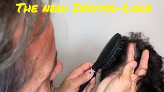 The new InvisiLace Hair Replacement
