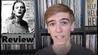 Album Review: reputation - Taylor Swift