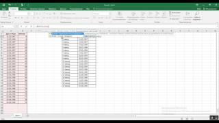 Функция ВПР Excel 2016(Очень просто на примере показываем возможность функции впр и как ею пользоваться., 2016-08-13T18:04:55.000Z)