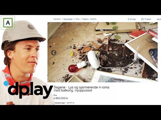 Ylvis på holmen | Hvordan gjøre leiligheten visningsklar | Dplay Norge