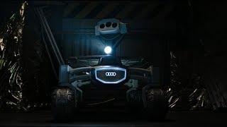 Alien: Covenant x Audi lunar quattro