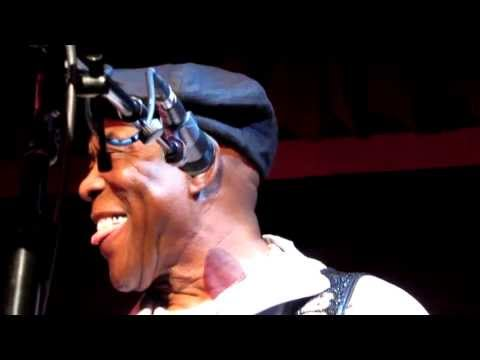 Buddy Guy, 74 Years Young/Let The Door Knob Hit Ya, BB King Blues Club, NYC 11-14-11