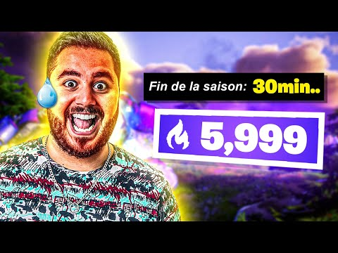 🔥 DERNIÈRE CHANCE POUR PASSER CHAMPION !