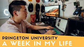 A Week in My Life at Princeton University