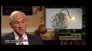 US-Konkressabgeordneter: Finanzieller Ausnahmezustand droht ► Regierung ist ruiniert!