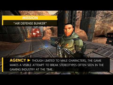 FEMINIST GAME REVIEWS – Quake 4 (2005)