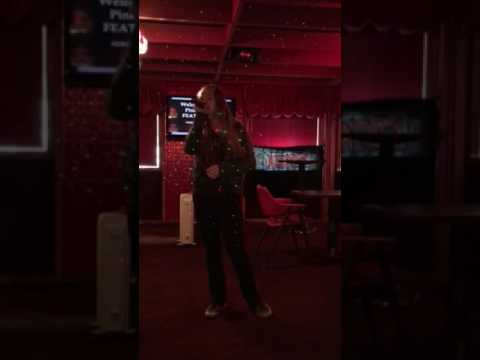 Say You Won't Let Go - Alyssa @ karaoke