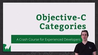 Objective-C Categories - raywenderlich.com