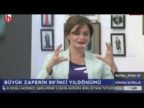 Canan Kaftancıoğlu'nun Atatürk hakkındaki görüşleri