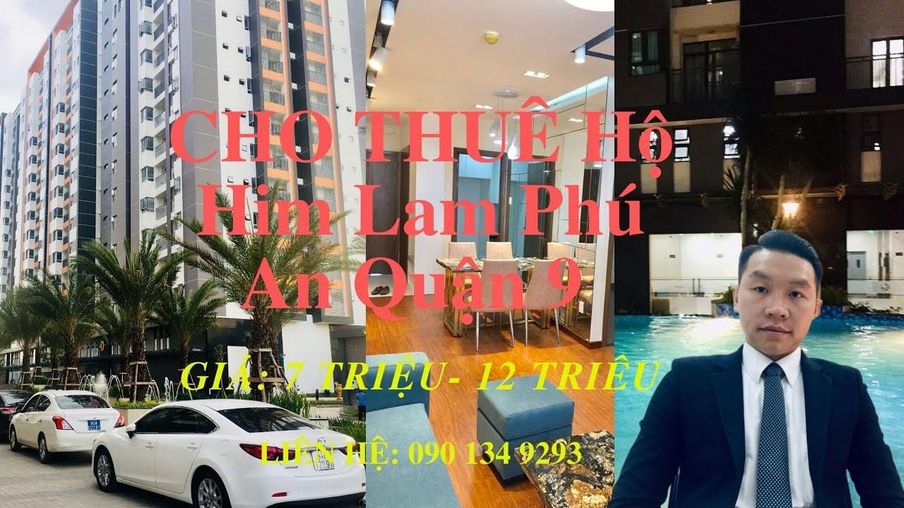 Căn Hộ 2 Phòng Ngủ Quận 9 Him Lam Phú An