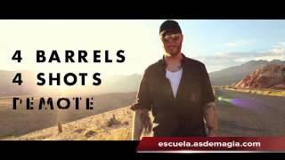 Vídeo: Pyro Mini Fireshooter by Adam Wilber