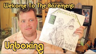 Metallica | Unboxing | Welcome To The Basement