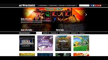 Echtgeld Spiele Sitemap
