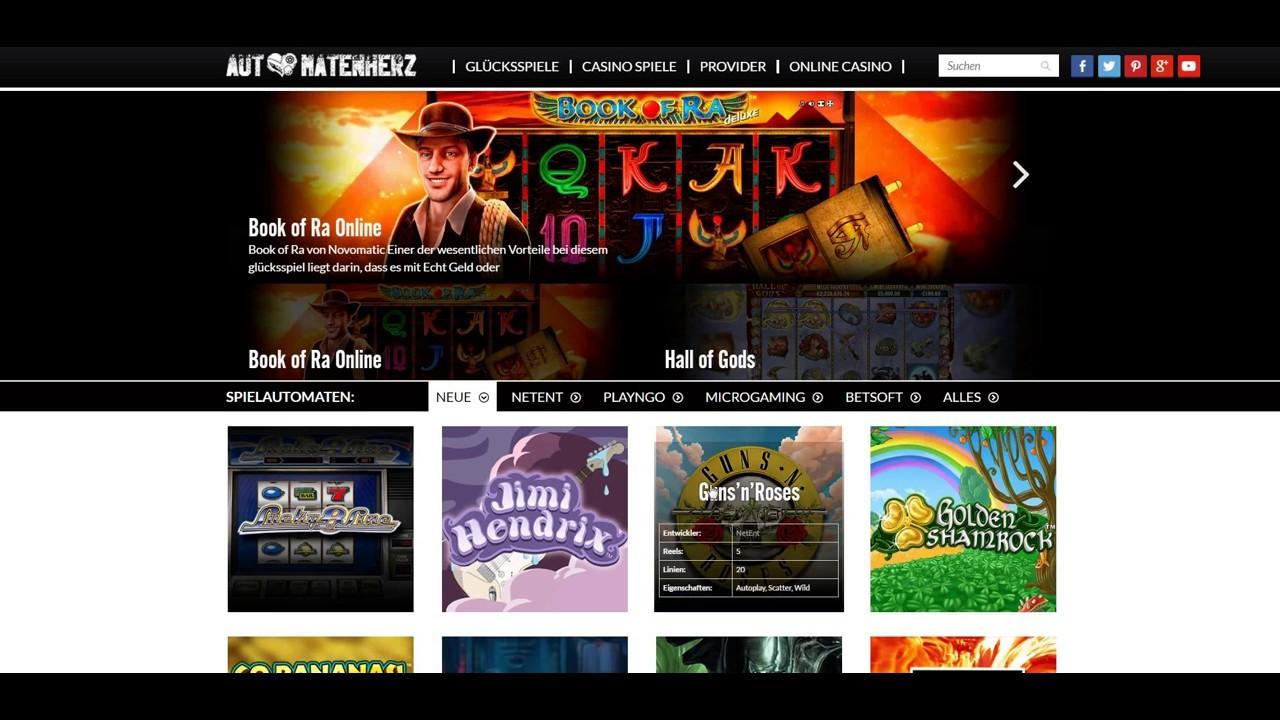 Kostenlos Und Ohne Anmeldung Spielen An Spielautomaten