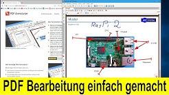 PDF-Bearbeitung leicht gemacht – HIZ105