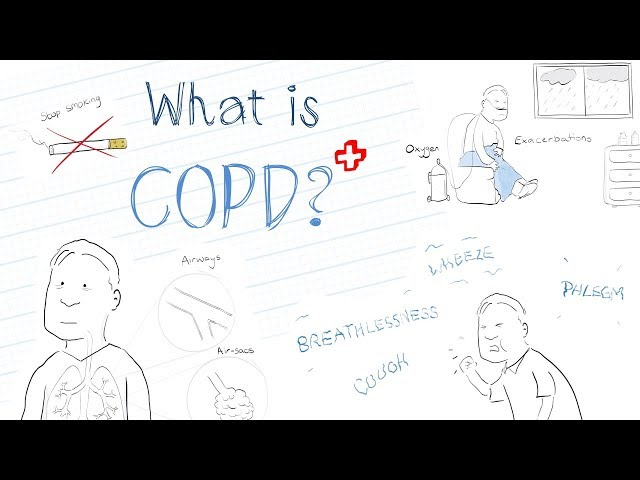 What is COPD? Animated Explanation Video