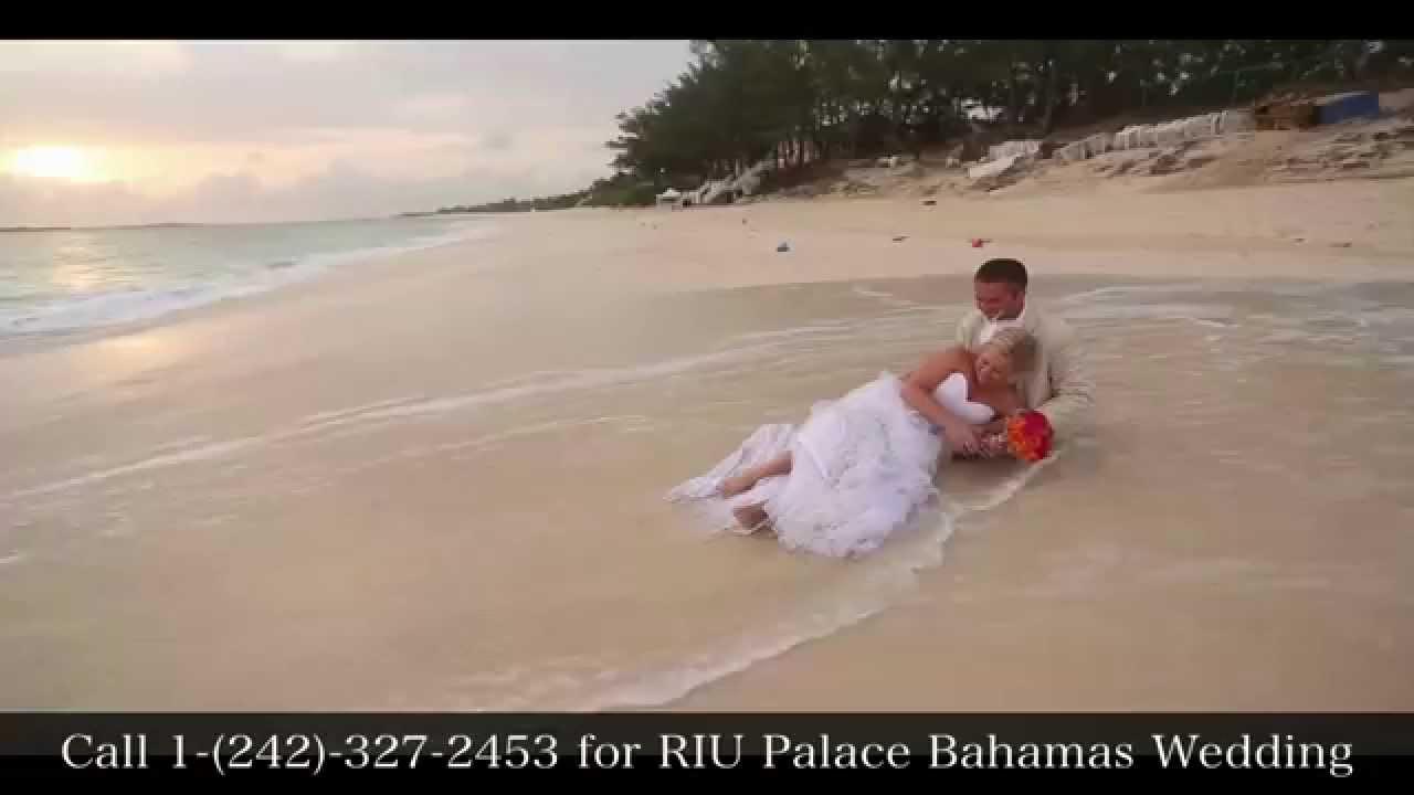 Riu Palace Bahamas Weddings