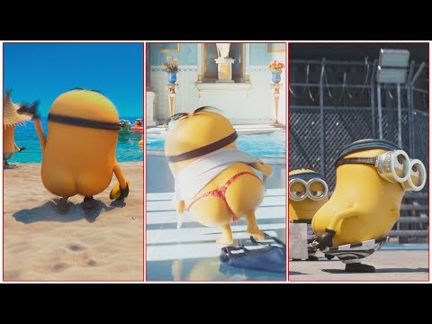 Evolution Of Despicable Me & Minions Movies (2010 - 2019)