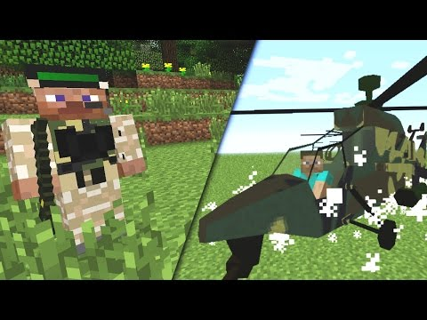 TOP 5 Minecraft Mods!