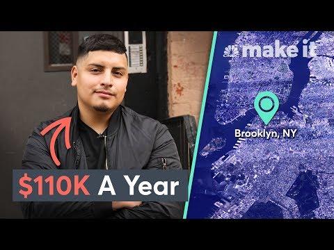 Living On $110K A Year In Brooklyn | Millennial Money
